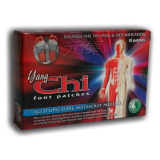 Yang CHI fájdalom elleni hőtapasz