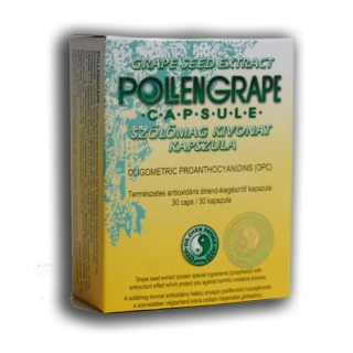 Pollengrape kapszula